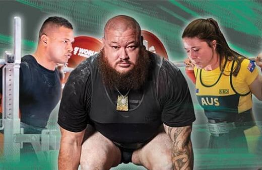 2020 Oceania Championships Sydney Sunday